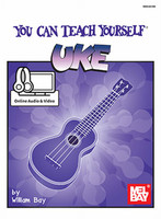 You Can Teach Yourself Uke - Book & Online Audio/Video