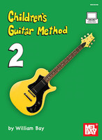 Children's Guitar Method Volume 2  - Book & Online Video