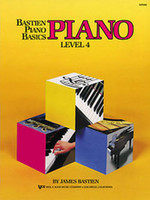 Bastien Piano Basics: Piano - Level 4