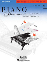 Piano  Adventures® Level 2A – Technique & Artistry Book – 2nd Edition