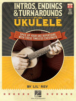Intros, Endings & Turnarounds for Ukulele