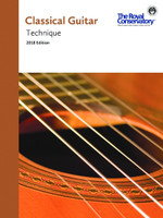 Classical Guitar Technique 2018 Edition