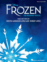 Disney's Frozen – The Broadway Musical Vocal Selections