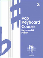 Tritone Pop Keyboard Course – Book 3 Revised Edition