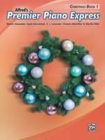 Premier Piano Express: Christmas, Book 1