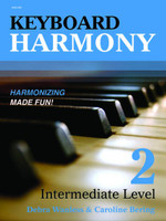 Intermediate Keyboard Harmony