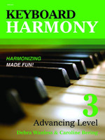Advancing Keyboard Harmony