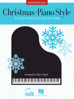 Christmas – Piano Style - 8 Stylish Piano Solos for Easy Piano