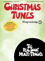 Christmas Tunes Play-Along - Real Book Multi-Tracks Volume 15