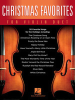 Christmas Favorites for Violin Duet