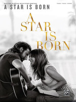 A Star Is Born - Music from the Original Motion Picture Soundtrack Songbook