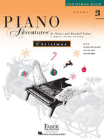 Piano Adventures® Level 2B – Christmas Book