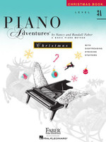 Piano Adventures® Level 3A – Christmas Book