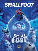 Smallfoot - Piano/Vocal/Guitar Songbook