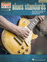 Blues Standards - Deluxe Guitar Play-Along