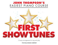 First Showtunes - John Thompson's Easiest Piano Course