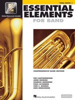 Essential Elements for Band – Tuba Book 1 with EEi
