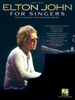 Elton John for Singers with Piano Accompaniment