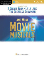 Songs from A Star Is Born, La La Land, The Greatest Showman, and More Movie Musicals - FLUTE