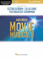Songs from A Star Is Born, La La Land, The Greatest Showman, and More Movie Musicals - CLARINET