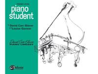 David Carr Glover Piano Libray: Piano Student, Primer