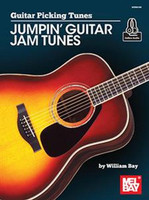 Guitar Picking Tunes - Jumpin' Guitar Jam Tunes
