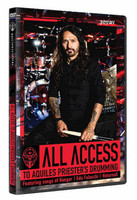 All Access to Aquiles Priester's Drumming - 3 DVD Set