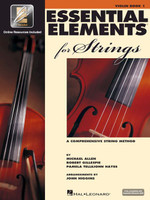 Essential Elements for Strings – Book 1 with EEi Violin