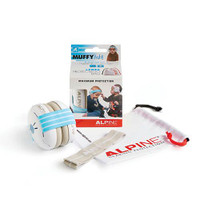 Muffy Baby - Protective Headphones - Blue