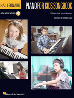 Piano for Kids Songbook - Hal Leonard