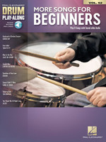 More Songs for Beginners - Drum Play-Along