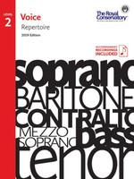 Voice Repertoire 2 - 2019 Edition