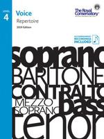 Voice Repertoire 4 - 2019 Edition
