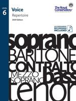 Voice Repertoire 6 - 2019 Edition