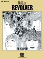The Beatles - Revolver  Piano/Vocal/Guitar Artist Songbook