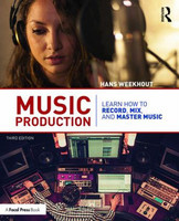 Music Production - Learn How to Record, Mix, and Master Music, 3rd Edition