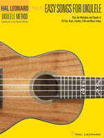 More Easy Songs for Ukulele - Hal Leonard Ukulele Method