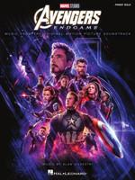 Avengers - Endgame Piano Solo Songbook