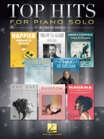 Top Hits for Piano Solo - 20 Great Songs