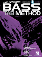Hal Leonard Bass Tab Method Book One