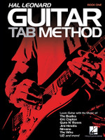 Hal Leonard Guitar Tab Method - Book One - Book Only