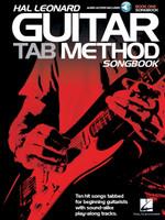Hal Leonard Guitar Tab Method Songbook 1