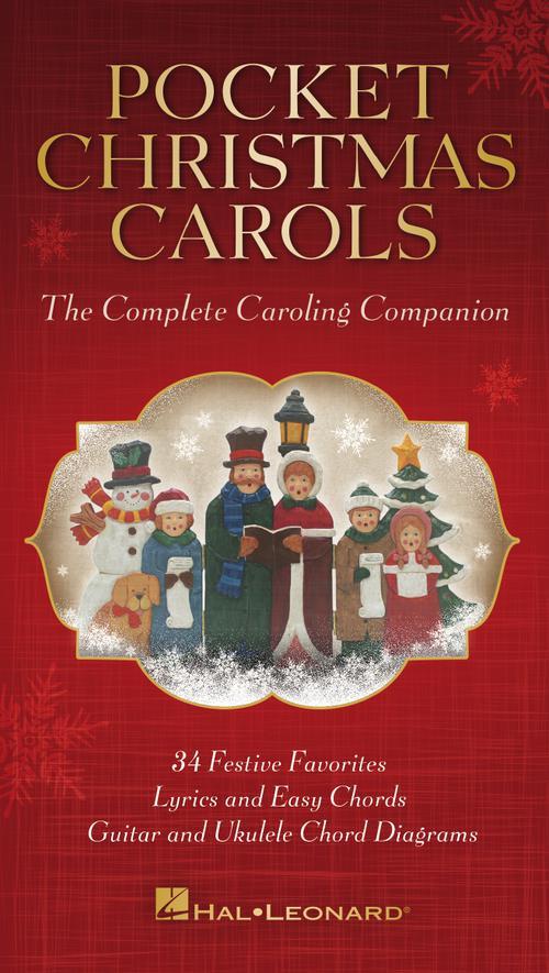 Christmas Carol Book.Pocket Christmas Carols