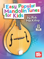 Easy Popular Mandolin Tunes for Kids