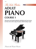 Leila Fletcher Adult Piano Course Book 1