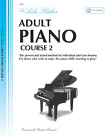Leila Fletcher Adult Piano Course Book 2