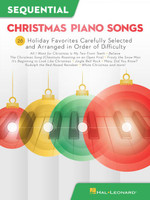 Sequential Christmas Piano Songs
