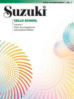 Suzuki Cello School, Volume 1 Piano Accompaniment