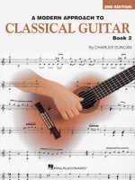 A Modern Approach to Classical Guitar Book 2 – 2nd Edition