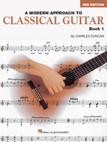 A Modern Approach to Classical Guitar Book 1 - 2nd Edition